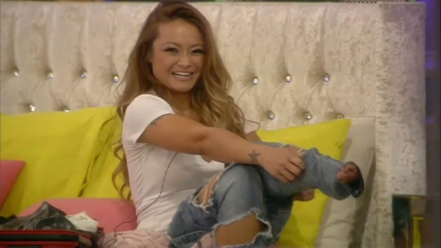 Celebrity Big Brother 2015: Tila Tequila wastes no time getting flirty with James Hill