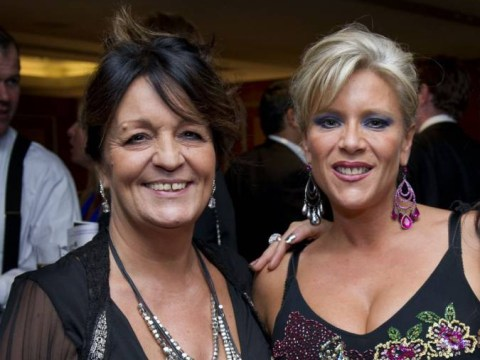 Devastated Samantha Fox confirms her partner Myra Stratton has died