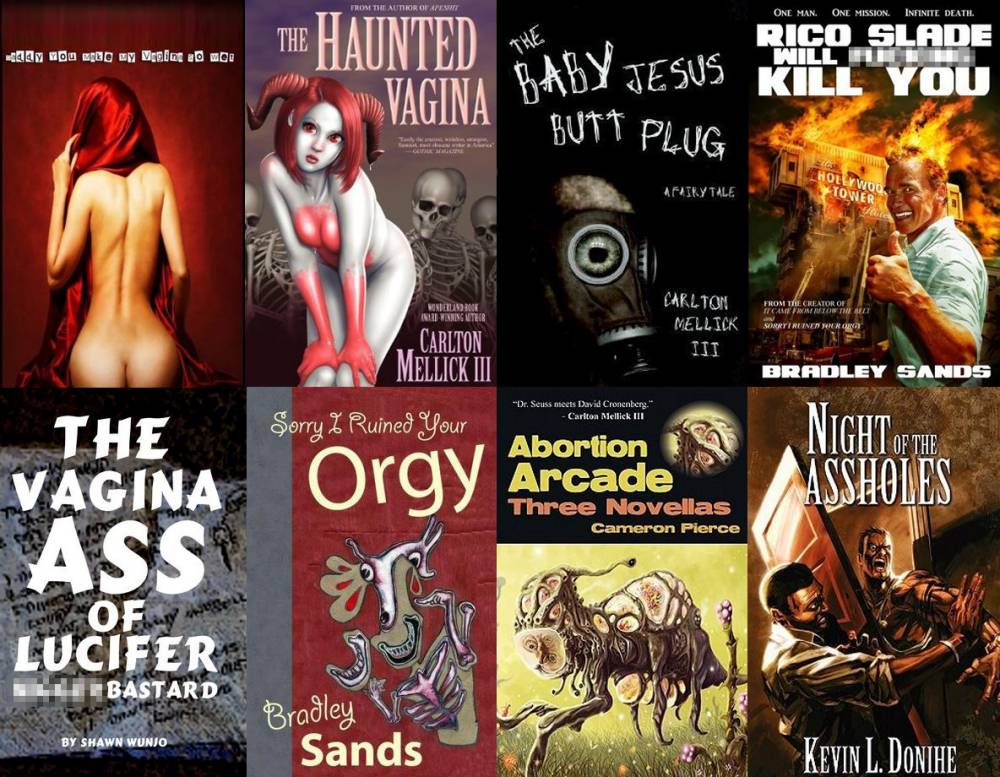Kindle's 5th birthday craziest titles