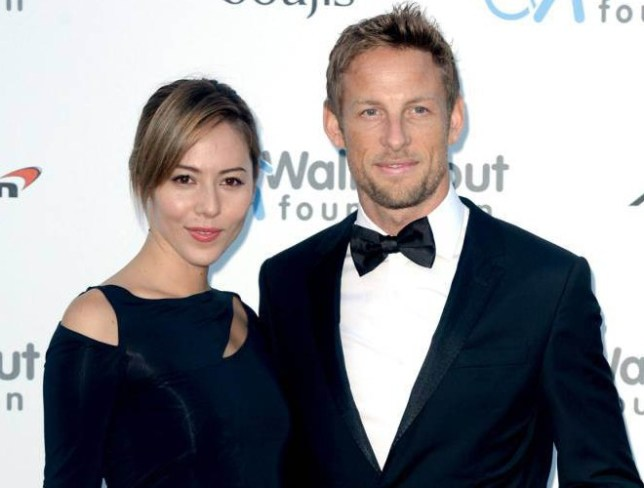 "Formula One driver Jenson Button and his wife Jessica who have been burgled on holiday and ""most upsettingly"" the thieves made off with her engagement ring. PRESS ASSOCIATION Photo. Issue date: Friday August 7, 2015. It is feared the pair, who were with friends in a villa in St Tropez, may have been gassed by the robbers as they slept. See PA story POLICE Button. Photo credit should read: Anthony Devlin/PA Wire"