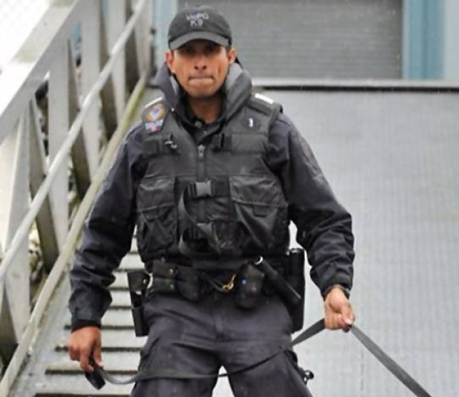 andre almeida.jpg 'She needed help. It could be my mom stranded somewhere,' says Const. Andre Almeida, who bought an airline ticket on his personal credit for a confused, elderly woman.
