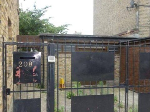 Is it a studio flat? Is it a shed? Either way it's yours for 1k a month in Hackney