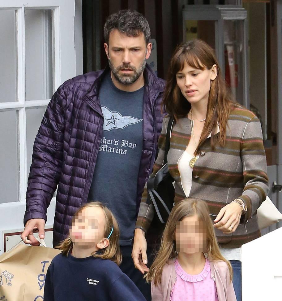 Jennifer Garner and Ben Affleck's former nanny breaks her silence on THOSE affair rumours