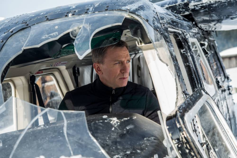 The final trailer for Bond movie Spectre is here – and it's action-packed