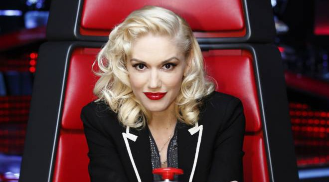 This is what Gwen Stefani looks like with absolutely no make-up on