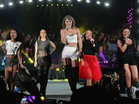 Taylor Swift throws ultimate shade at Zayn Malik by inviting Little Mix on stage during world tour