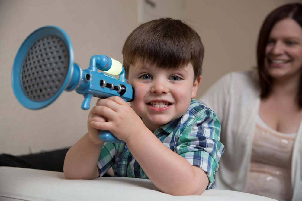 Airport staff confiscate boy's Minion Fart Blaster because it's a 'security risk'