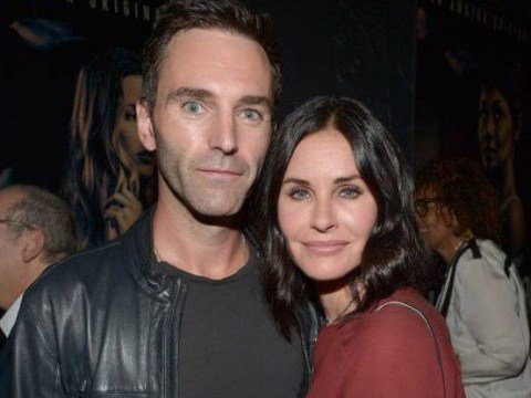 Has Courteney Cox reunited with her ex fiance Johnny McDaid?