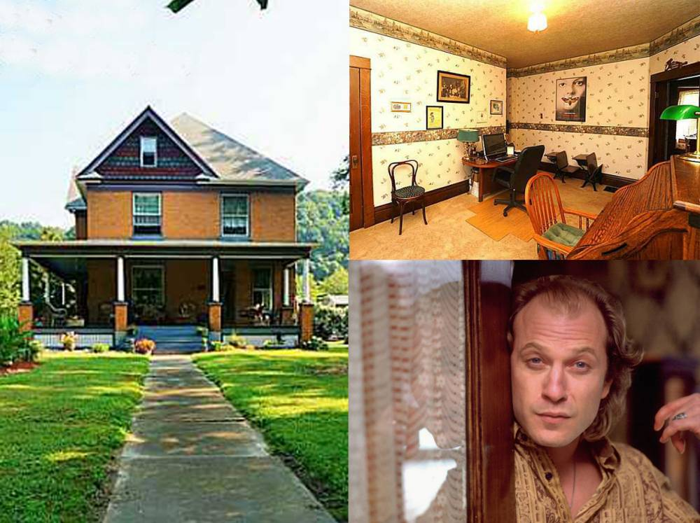 You can now buy the house of serial killer Buffalo Bill from The Silence Of The Lambs – would you dare?