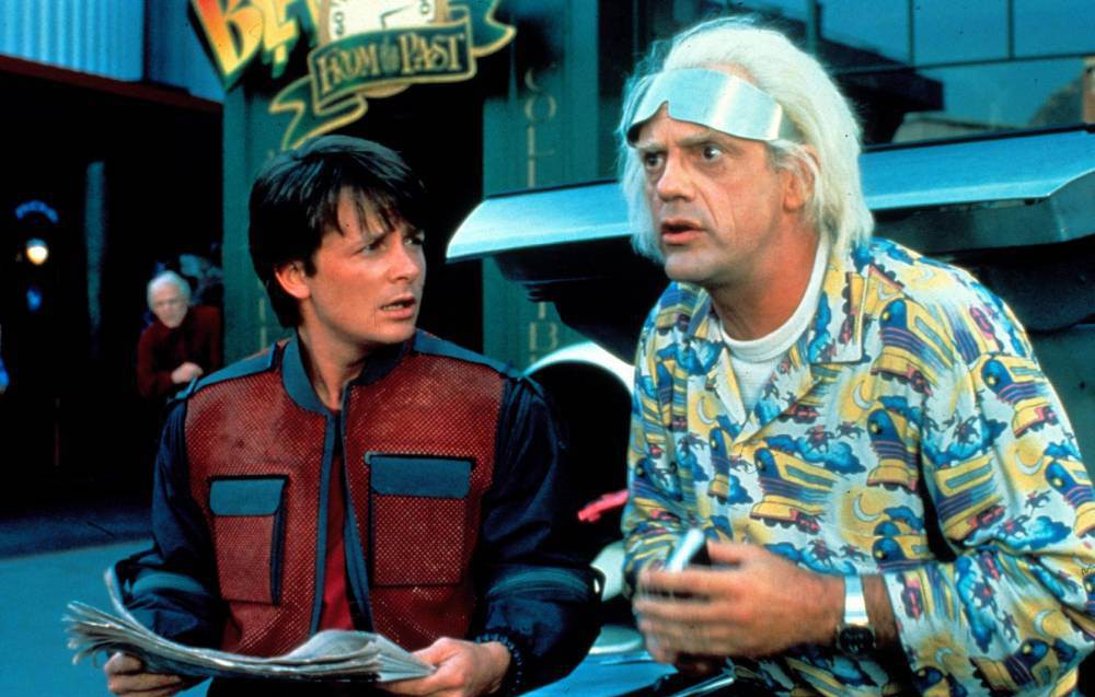 Back To The Future very nearly had a different title and it's terrible