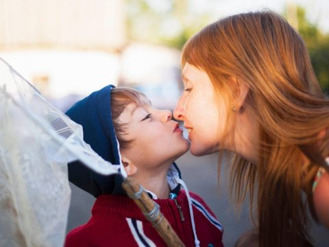Parents are freaking out over doctor's warning that kissing your kids on the lips is 'too sexual'