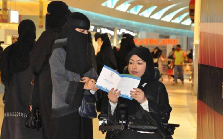 For the first time in the history of Saudi Arabia, women can begin registering to vote this week.