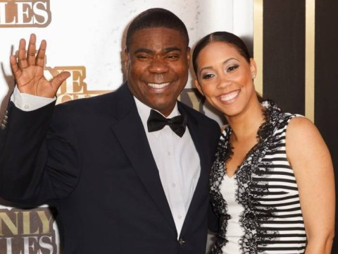Tracy Morgan makes it down the aisle without his cane to marry fiancee after learning how to walk again