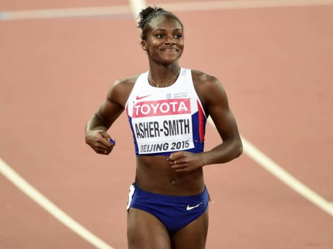 Dina Asher-Smith becomes fastest ever female teenager over 200m at Beijing World Championships