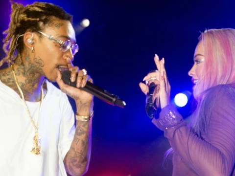 Is X Factor judge Rita Ora dating Wiz Khalifa?