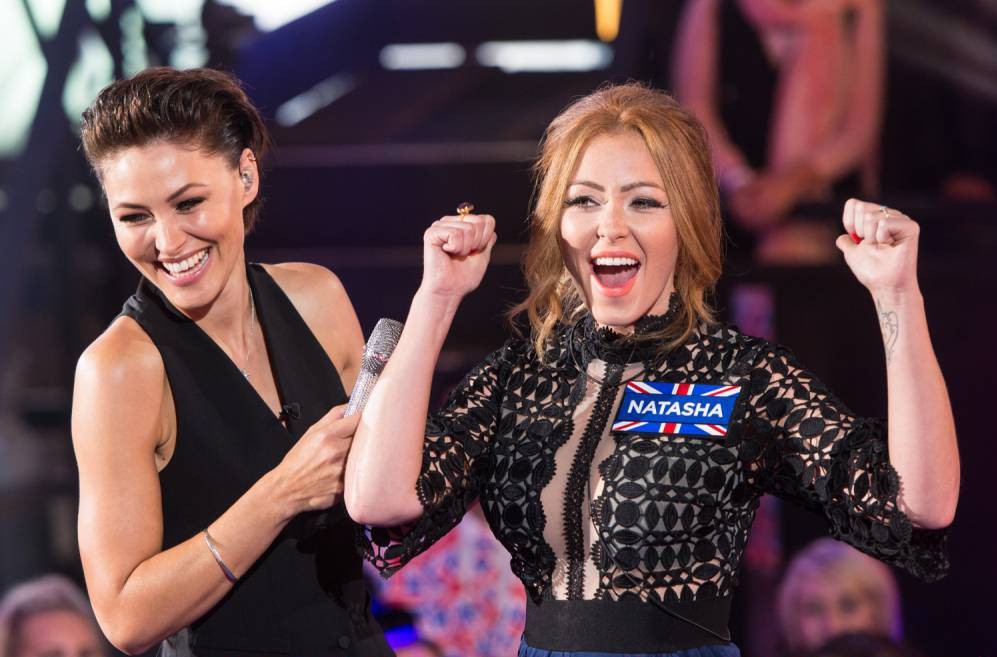 Atomic Kitten star Natasha Hamilton is on Celebrity Big Brother right now and everyone loves it