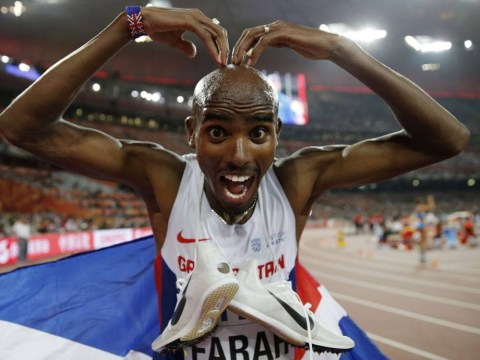 Mo Farah basically wins Sports Personality 2015 after 5,000m gold at World Championships