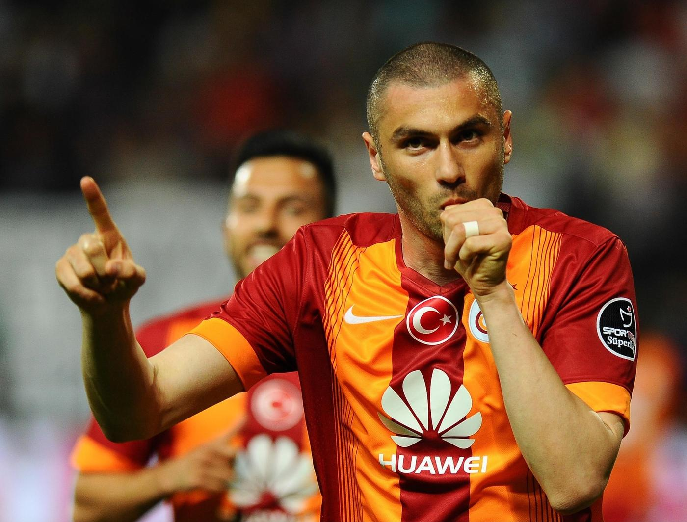 Turkish side Galatasaray tell West ham that striker Burak Yilmaz is not for sale