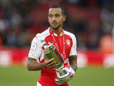 Theo Walcott warns Chelsea 'something special' will happen at Arsenal this season ahead of FA Community Shield at Wembley