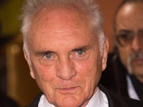 Terence Stamp was 'almost killed' when a horse fell on him during film shoot