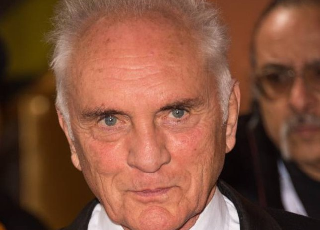 Terence Stamp, Actor attends the 12th Marrakech International Film Festival in Marrakech, Morocco. MARRAKECH, MOROCCO - NOVEMBER 30: (Photo by Dominique Charriau/Getty Images)