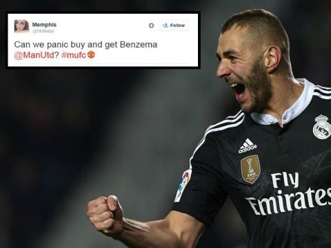 Manchester United fans call for Karim Benzema transfer after goalless Newcastle draw