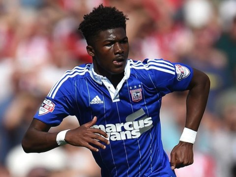 Ipswich Town loanee Ainsley Maitland-Niles will play for Arsenal's first team soon, claims Mick McCarthy