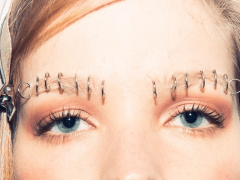 It's time to improve your brow game with these daring looks