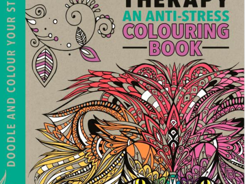 Move over yoga: colouring books for adults are the next big thing in relaxation