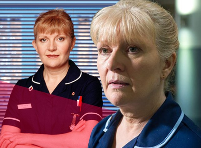 Casualty: Original star Cathy Shipton set to make comeback as nurse Lisa 'Duffy' Duffin Credit: BBC