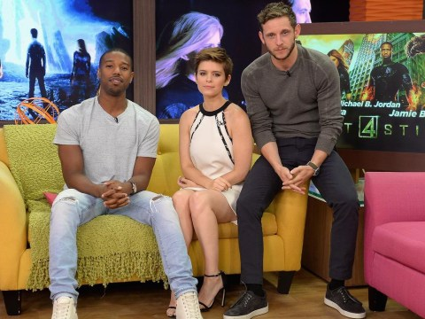 Radio hosts show racial ignorance and sexually harass Kate Mara during Fantastic Four chat