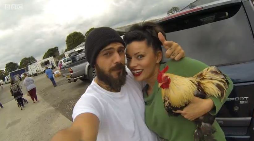 Is this really Abz Love from Five? 18 of the most mind-boggling moments from Abz on the Farm