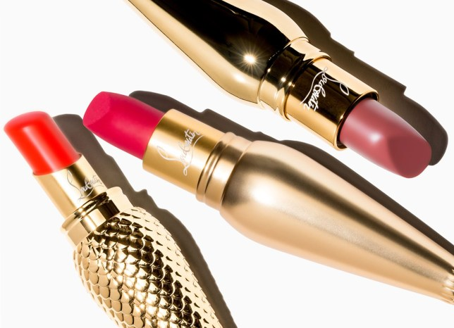Christian Louboutin debuts new lipstick collection
