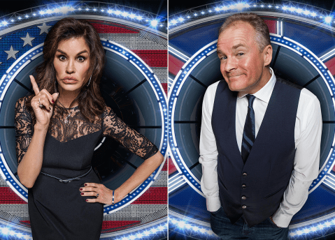 Celebrity Big Brother: Janice Dickinson and Bobby Davro to enter the house TONIGHT for massive showdown