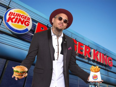 Turns out Chris Brown secretly owns 14 Burger King outlets