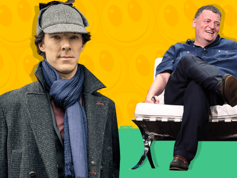 Steven Moffat reassures fans Victorian-era Sherlock is a LOT nicer than 'brattish' modern-day Sherlock