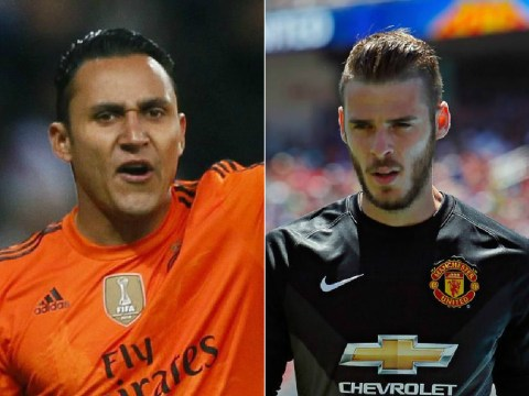 Manchester United 'tipped to sign Keylor Navas from Real Madrid in David de Gea swap deal'