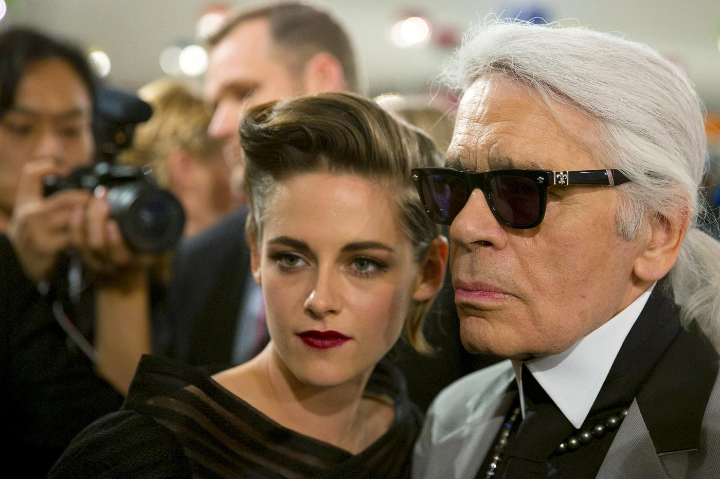 Kristen Stewart will play Coco Chanel in short film directed by Karl Lagerfeld