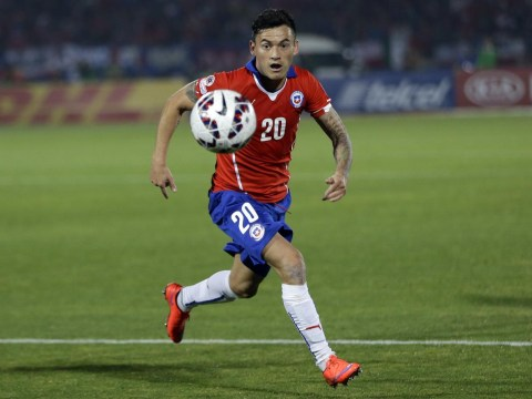 Leicester City 'closing in on transfer of Charles Aranguiz after agreeing club-record £10.5m fee with Internacional'