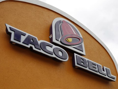 Someone tried to run a meth lab inside a Taco Bell restaurant