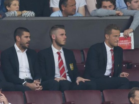 David de Gea's transfer situation at Manchester United is ridiculous