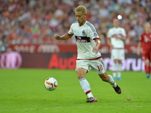 AC Milan midfielder Keisuke Honda 'attracting transfer interest from Tottenham Hotspur'