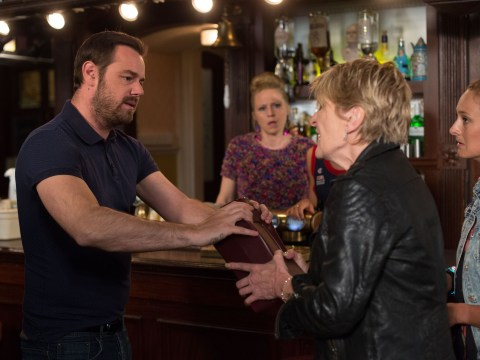 EastEnders spoilers: Shirley and Mick Carter fight over Stan's ashes – and get the shock of their lives