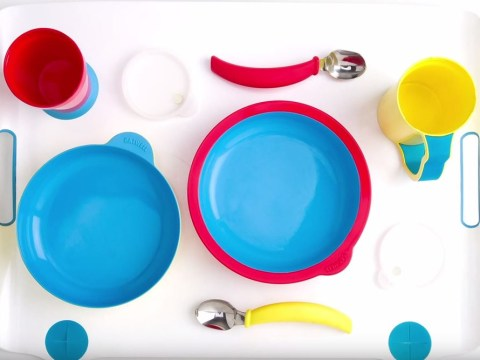 This woman's grandma inspired her to make cleverly designed tableware for dementia patients