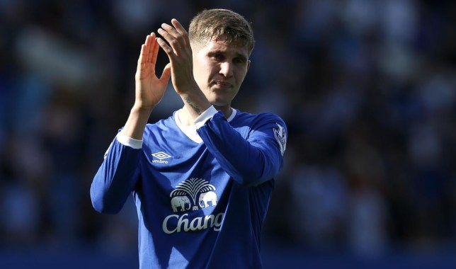 Chelsea have had two bids rejected for John Stones this summer (Picture:Getty)