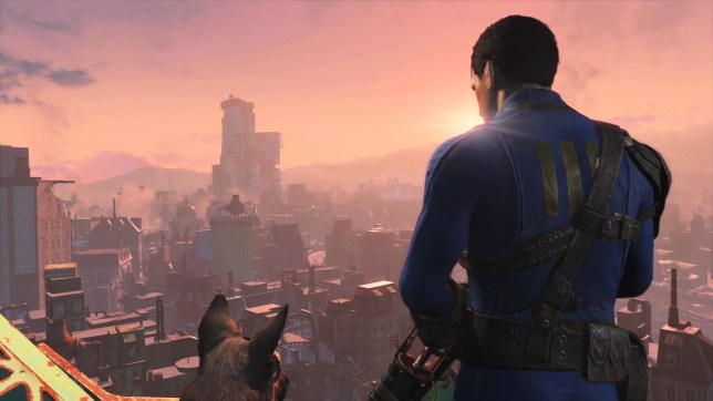 Fallout 4 - Bethesda's biggest game yet