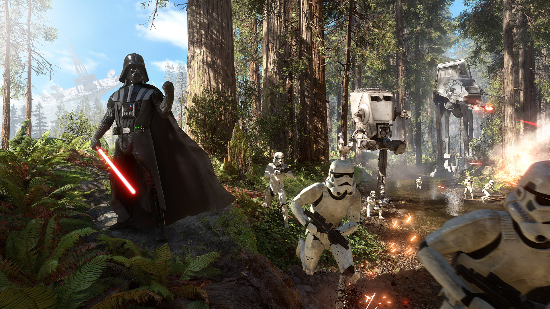 Star Wars: Battlefront - a sales Force to be reckoned with