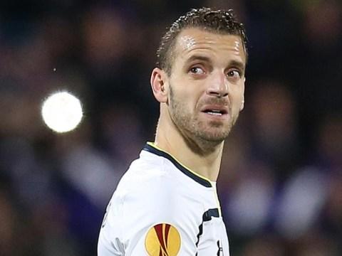 Tottenham striker Roberto Soldado 'targeted by Benfica, summer transfer move likely'