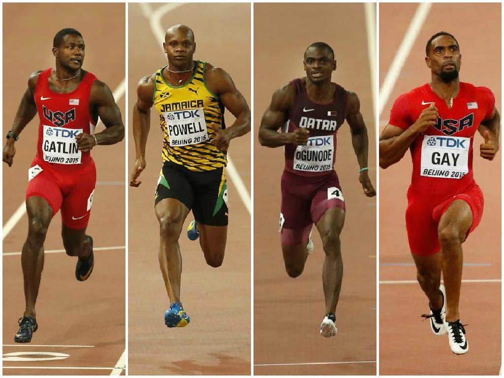 Beijing 2015: Over half of men's 100 metre heats winners have served bans for drug use