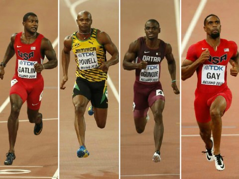 Beijing 2015: Over half of men's 100 metre heats winners have served bans for drug use